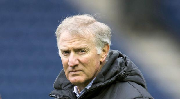Edinburgh head coach Alan Solomons is looking for his side to make it four wins from four when they take on Ulster in the Guinness Pro12