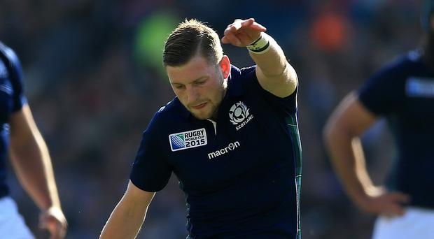Scotland's Finn Russell will be tasked with unpicking an Australian defence which has conceded just one try during the World Cup