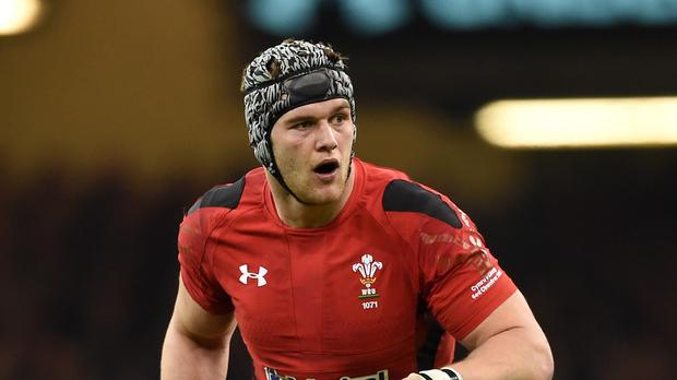 Dan Lydiate is poised to form part of a record-breaking Wales back row on Saturday