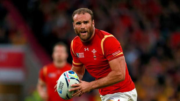 Wales centre Jamie Roberts is ready for a major physical battle with World Cup quarter-final opponents South Africa on Saturday