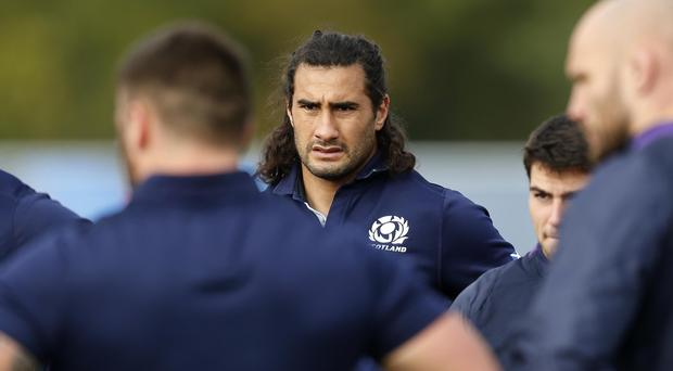 Scotland's Blair Cowan claims his side are preparing for the biggest match of their lives when they face Australia in the World Cup quarter-finals