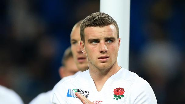 England's George Ford was back in club action and helped Bath edge Exeter