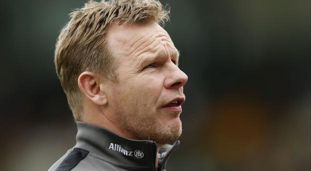 Mark McCall was not expecting such a comprehensive opening win for Saracens