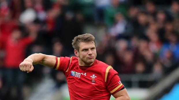 Wales' Daniel Biggar has enjoyed a stellar World Cup