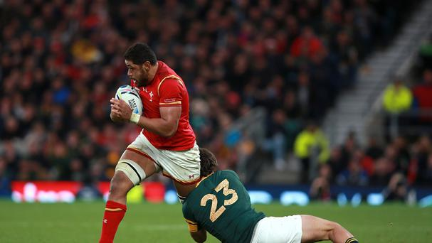 Wales number eight Taulupe Faletau could not mask his disappointment after Wales made a World Cup quarter-final exit