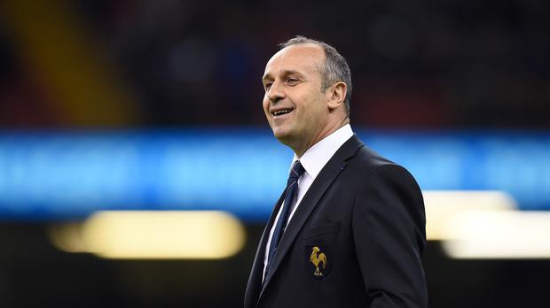 Outgoing France coach Philippe Saint-Andre has warned changes are necessary in French rugby after their embarrassing World Cup exit to New Zealand.