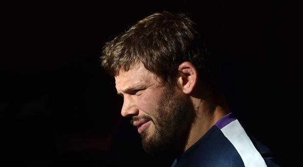 Ross Ford is back in the Scotland starting line-up