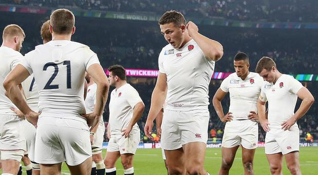 The RFU will hold in inquest after England's dismal showing at the Rugby World Cup