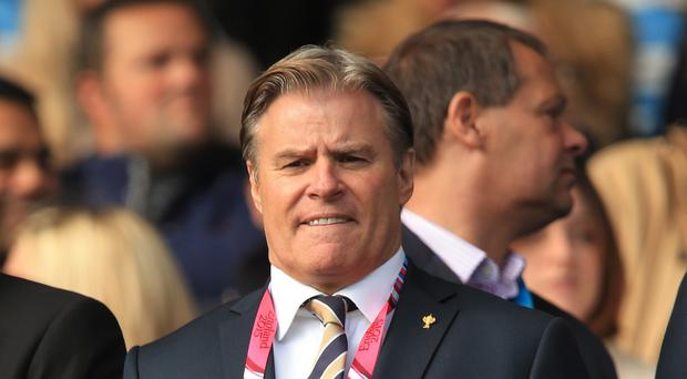 World Rugby chief executive Brett Gosper