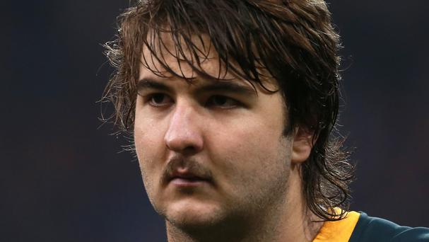Springboks lock Lood de Jager, pictured, has been passed fit for the World Cup semi-final against New Zealand
