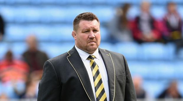 Wasps director of rugby Dai Young before the Aviva Premiership match at The Ricoh Arena, Coventry.