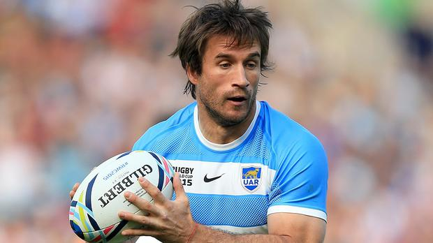 Marcelo Bosch, pictured, has been restored to Argentina's starting line-up after a one-match ban