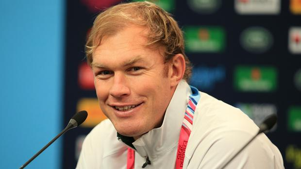 Schalk Burger has urged South Africa to take their chances against New Zealand