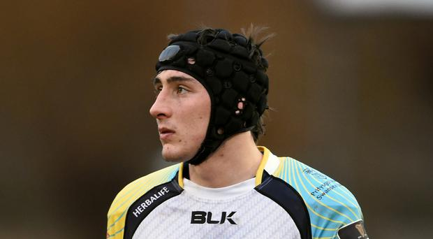 Sam Davies could only kick six out of a possible 19 points on offer as Ospreys went down 21-16 to Connacht in the Guinness PRO12.