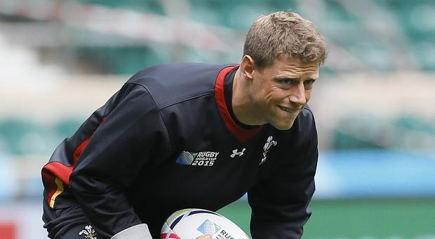 Bath head coach Mike Ford confirmed Rhys Priestland, pictured, will take a break from international duty for 18 months and focus on club duties after the their 16-9 defeat to Wasps.