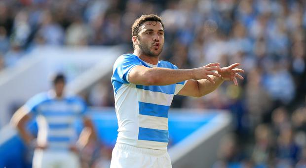 Martin Landajo has backed Argentina to stick to their fun-loving approach against Australia