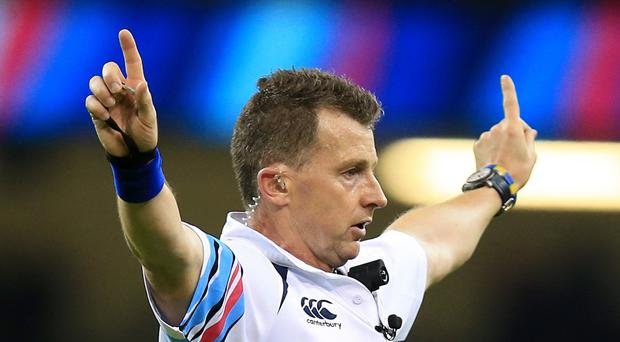 Welshman Nigel Owens is a firm favourite to be appointed as the referee for next Saturday's World Cup final
