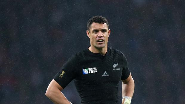 New Zealand star Dan Carter is set to play in his first World Cup final next Saturday