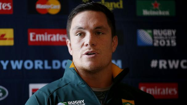 South Africa flaker Francois Louw must prepare for Friday's bronze final