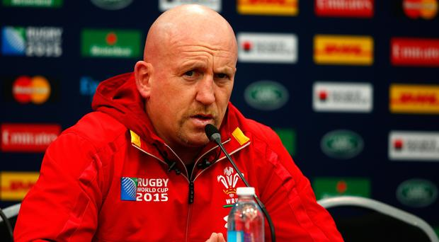 Wanted man: Ireland are targeting Shaun Edwards but may face competition from current employers Wales and England