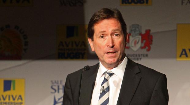 Premiership Rugby chief executive Mark McCafferty has hailed a ground-breaking venture that will see London Irish play Saracens in New York later this season