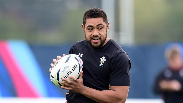 Wales' Taulupe Faletau will be staying with Newport Gwent Dragons