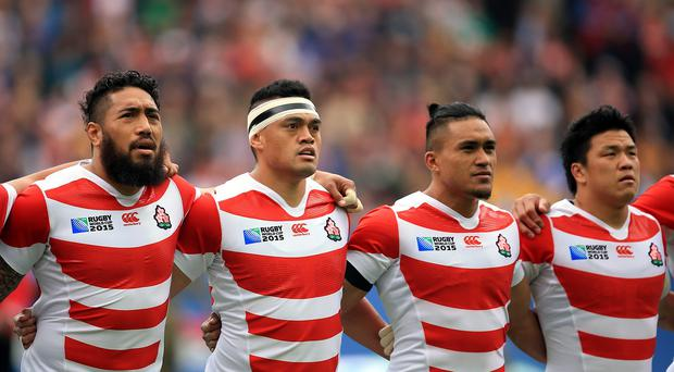 Japan have been one of the success stories of the Rugby World Cup