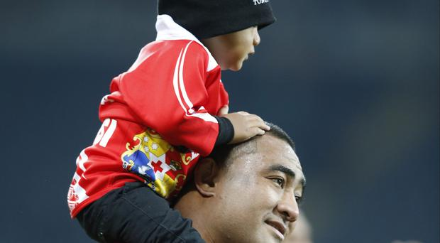 Tonga's Sila Puafisi is poised for a Glasgow debut