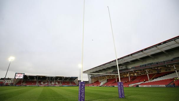 Gloucester and Worcester will battle it out at Kingsholm on Saturday