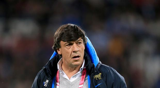 Argentina head coach Daniel Hourcade will not be coaching in the Super Rugby franchise