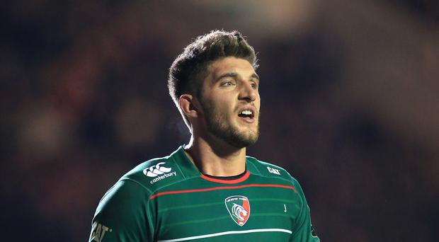 Owen Williams scored four penalties and a conversion in Leicester's win