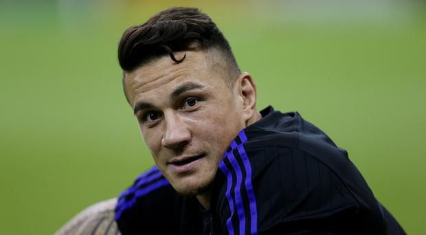 Sonny Bill Williams' gesture towards a young fan stole the show after New Zealand's World Cup triumph