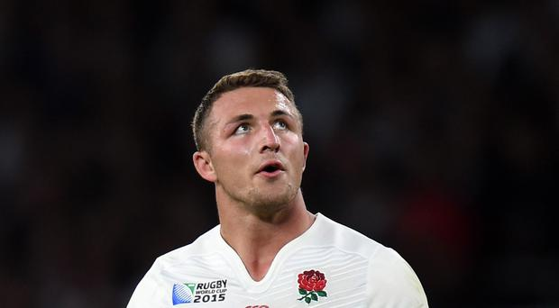 Sam Burgess has been linked with a move back to rugby league