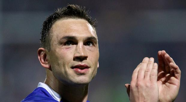 New union man Kevin Sinfield has stood up for Sam Burgess