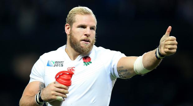 James Haskell believes the English game would benefit from a move to a summer season