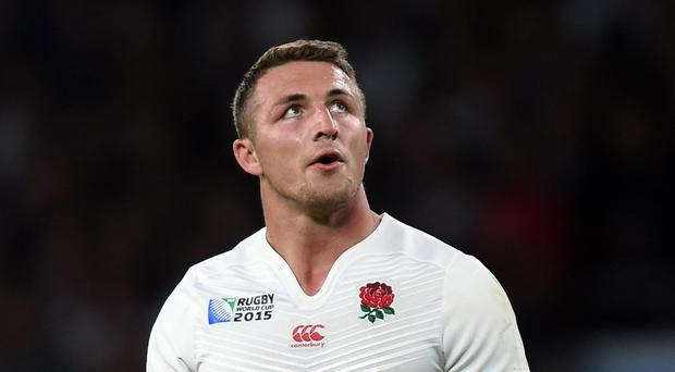 Sam Burgess has reportedly left Bath