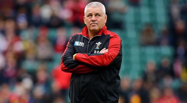 Warren Gatland plans to quit as Wales coach after the 2019 Rugby World Cup