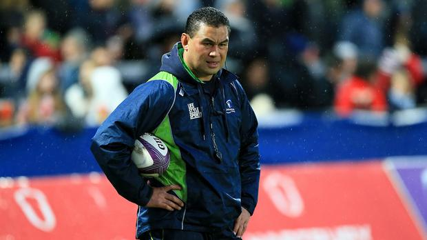 Pat Lam's Connacht side moved to the top of the PRO12