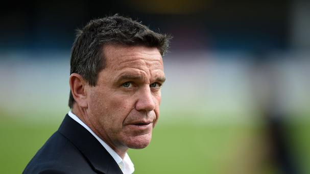 Bath Rugby's head coach Mike Ford is moving on from Sam Burgess