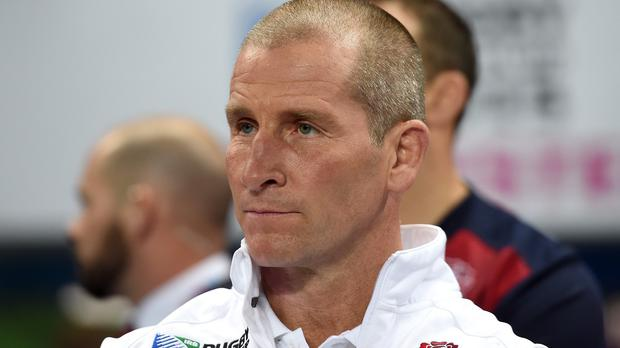 Stuart Lancaster is no longer England head coach