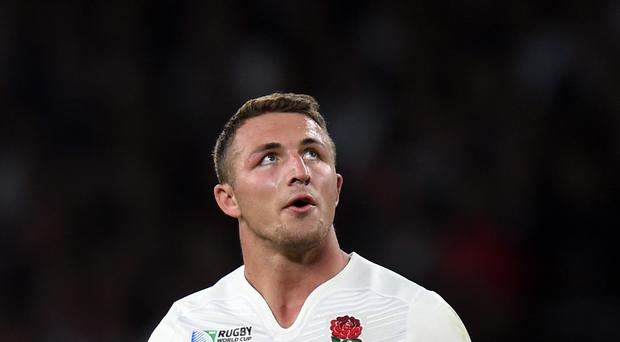 Cross-code convert Sam Burgess, pictured, came to signify all that was wrong with England's World Cup campaign