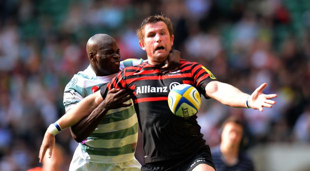 Saracens back-row forward Ernst Joubert has confirmed his retirement from rugby at the end of this month