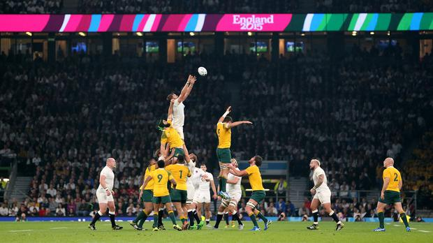 Australia will return to Europe in November to take another shot at a grand slam