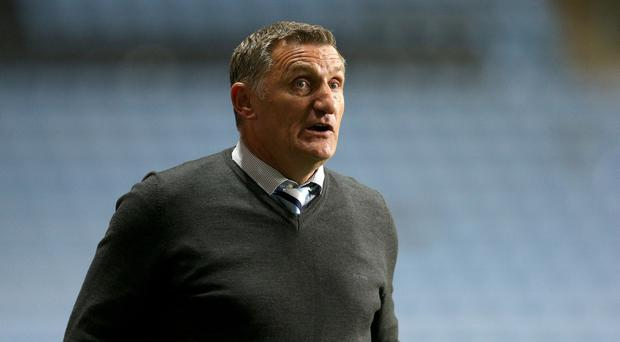 Coventry manager Tony Mowbray has taken the side to fourth in Sky Bet League One despite off-field uncertainty.