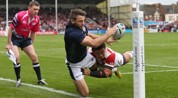 Tommy Seymour knows fine margins are important for Glasgow