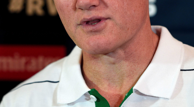 American dreaming: Ireland coach Joe Schmidt