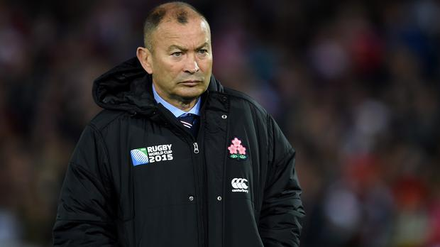 Eddie Jones is favourite to become England's next head coach