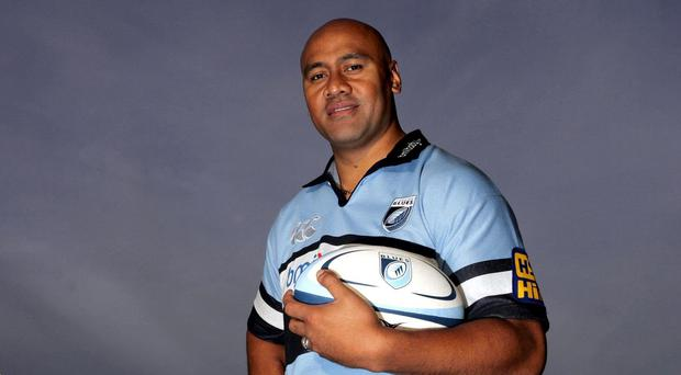 Cardiff Blues to honour former player Jonah Lomu before the European Challenge Cup match with Harlequins