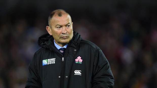 Eddie Jones looks set to become England's next head coach.