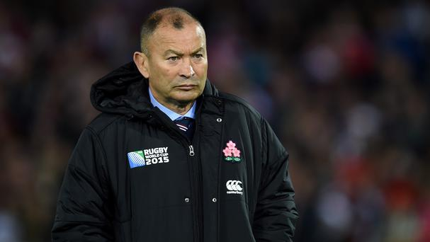 Eddie Jones will be unveiled to the media at Twickenham on Friday